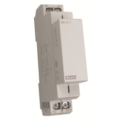 DIM-15-F / Dimmer for LED bulbs and dimmable energy-saving lamps