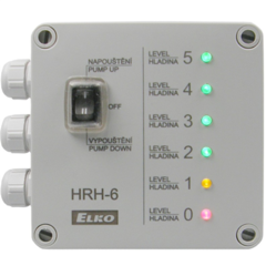 HRH-6 DC / Level switch