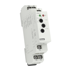 CRM-61 / Multifunction time relay