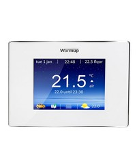 4iE Smart Wifi Thermostat / cloud white