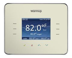 3iE Energy-Monitoring Thermostat / classic cream