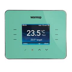 3iE Energy-Monitoring Thermostat / madison blue