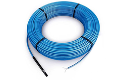 Pipe frost protection cable 9 mm 10W/m