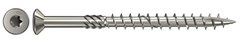 FTS ST / Special screw stainless steel flat countersunk head ∅8,2 mm with TX-Star recess, A2, partial thread 5 mm